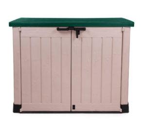 Mülltonnenbox Kunststoff
