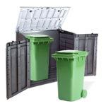 Mülltonnenverkleidung Kunststoff